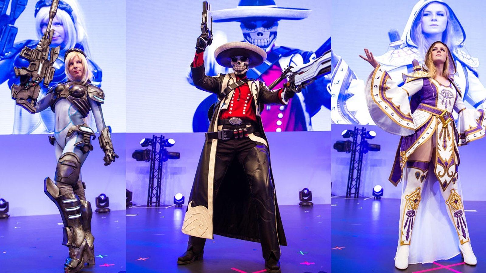 renactor cosplay accademia del fantastico
